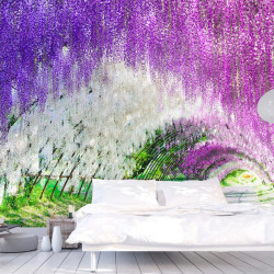 Fototapet - Enchanted garden