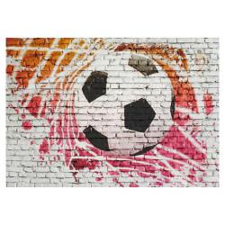 Fototapet - Street football