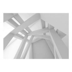 Fototapet - White Construction
