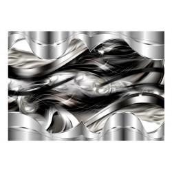 Fototapet - Platinum fog