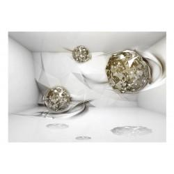 Fototapet - Abstract Diamonds