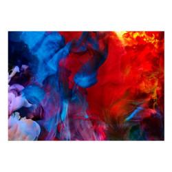 Fototapet -  Colored flames