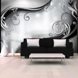 Fototapet - Grey wall