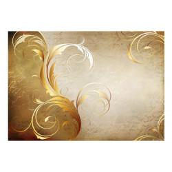 Fototapet - Gold leaf