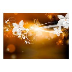 Fototapet - Snow flower