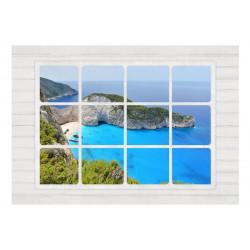 Fototapet - Window on the...