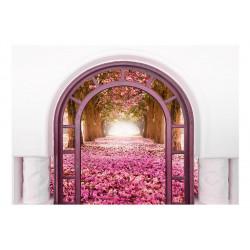 Fototapet - Door To The...