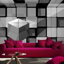 Fototapet - Rubik's cube in...