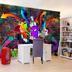 Fototapet - Graffiti:...