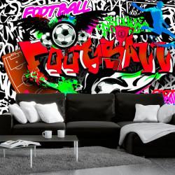 Fototapet - Football Passion