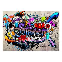 Fototapet - Street Game