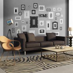 Fototapet - Wall full of...