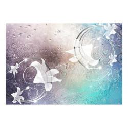 Fototapet - Glass Flowers