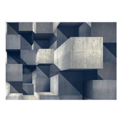 Fototapet - Concrete city