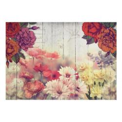 Fototapet - Vintage Flowers
