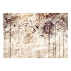 Fototapet - Paper Nature