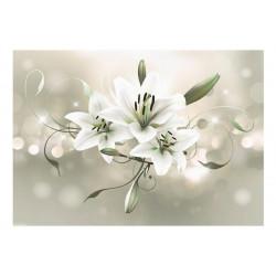 Fototapet - Lily - Flower...