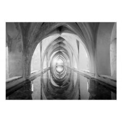 Fototapet - Secret passage