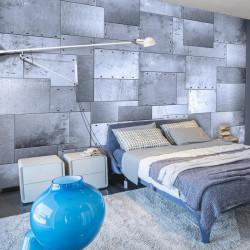 Fototapet - Industrial mosaic