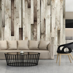 Fototapet - Wooden floor