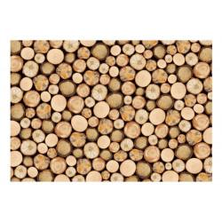 Fototapet - In sawmill