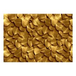 Fototapet - Golden Leaves