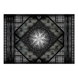 Fototapet - Black mosaic