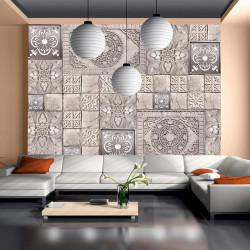Fototapet - Stone tile